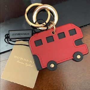 Burberry Bus Keychain - NWT